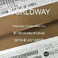 M74HC4514B1R - STMicroelectronics