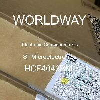 HCF4043BM1 - STMicroelectronics - 電子元件IC