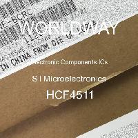 HCF4511 - STMicroelectronics - 電子元件IC