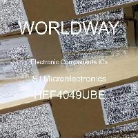 HEF4049UBE - STMicroelectronics - 電子元件IC