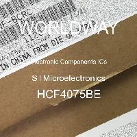 HCF4075BE - STMicroelectronics