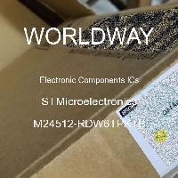 M24512-RDW6TPKTB - STMicroelectronics