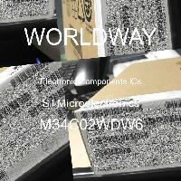 M34C02WDW6 - STMicroelectronics