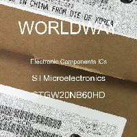 STGW20NB60HD - STMicroelectronics
