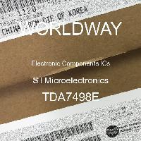 TDA7498E - STMicroelectronics