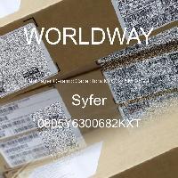 0805Y6300682KXT - Syfer - 多層陶瓷電容器MLCC  -  SMD / SMT