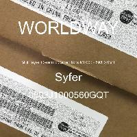 0603J1000560GQT - Syfer - 多層陶瓷電容器MLCC  -  SMD / SMT