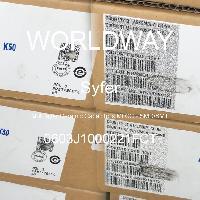 0603J1000221FCT - Syfer - 多層陶瓷電容器MLCC  -  SMD / SMT