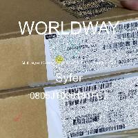 0805J1000181FCT - Syfer - 多层陶瓷电容器MLCC-SMD/SMT