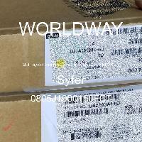 0805J1000150FCT - Syfer - 多层陶瓷电容器MLCC-SMD/SMT
