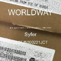 0805J5000221JCT - Syfer - 多层陶瓷电容器MLCC - SMD/SMT