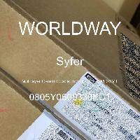 0805Y0500330KCT - Syfer - 多层陶瓷电容器MLCC - SMD/SMT