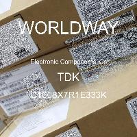 C1608X7R1E333K - TDK