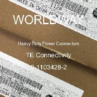 0-1103428-2 - TE Connectivity - 重负荷电源连接器
