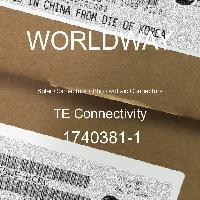 1740381-1 - TE Connectivity - 太阳能连接器/光伏连接器