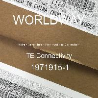 1971915-1 - TE Connectivity - 太阳能连接器/光伏连接器