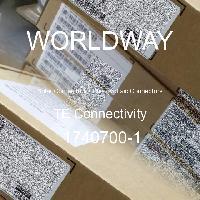 1740700-1 - TE Connectivity - 太阳能连接器/光伏连接器