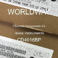 CD4016BP - Texas Instruments