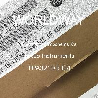 TPA321DR G4 - Texas Instruments