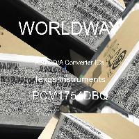PCM1754DBQ - Texas Instruments