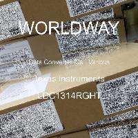 LDC1314RGHT - Texas Instruments - 数据转换器IC  - 各种