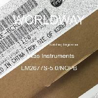 LM2677S-5.0/NOPB - Texas Instruments
