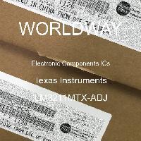 LM3211MTX-ADJ - Texas Instruments