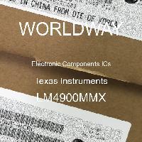 LM4900MMX - Texas Instruments