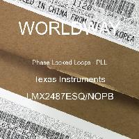 LMX2487ESQ/NOPB - Texas Instruments