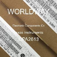 OPA2613 - Texas Instruments