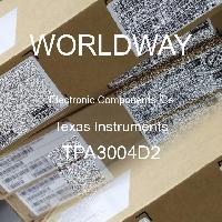 TPA3004D2 - Texas Instruments