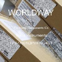 TPS77601QPWPRG4CT - Texas Instruments