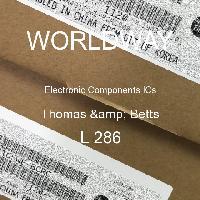 L 286 - Thomas & Betts - 电子元件IC