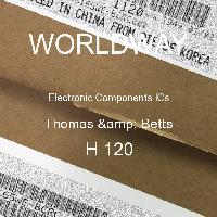 H 120 - Thomas & Betts - 电子元件IC
