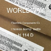 H 114 D - Thomas & Betts - 电子元件IC
