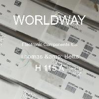 H 115 A - Thomas & Betts - 电子元件IC