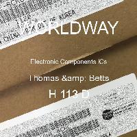 H 113 D - Thomas & Betts - 电子元件IC