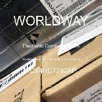 TC74HC7292AP - Toshiba America Electronic Components