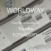 TC74AC02FN - Toshiba Corporation