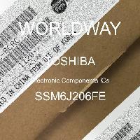 SSM6J206FE - TOSHIBA - 电子元件IC