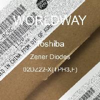 02DZ22-X(TPH3,F) - Toshiba - 齐纳二极管
