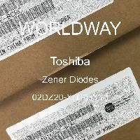 02DZ20-X(TPH3,F) - Toshiba - 齊納二極管