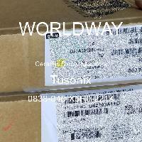 0838-040-X5R0-221K - Tusonix - 陶瓷圆盘电容器