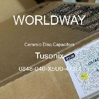 0848-040-X5U0-472M - Tusonix - 陶瓷圆盘电容器