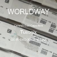 0811-040-X5U0-682M - Tusonix - 陶瓷圓盤電容器