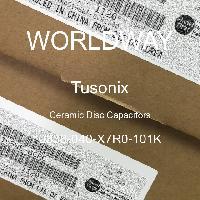 0838-040-X7R0-101K - Tusonix - 陶瓷圓盤電容器