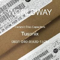 0831-040-X5U0-152M - Tusonix - 陶瓷圆盘电容器