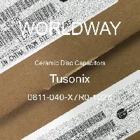 0811-040-X7R0-102K - Tusonix - 陶瓷圆盘电容器