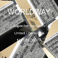 124586 0037A - United Chemi-Con - 電容硬件