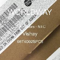 08T4002SPC5 - Vishay Intertechnologies - 热敏电阻 -  NTC